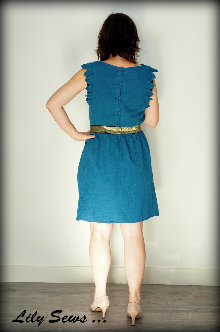 9ee277fd700 Adèle ou la robe dragon – Lily sews…